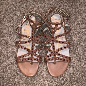 Studded Sam Edelman Sandals